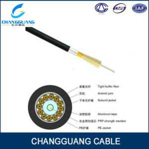 Gja Waterproof Pigtail 6 Core Fiber Optic Cable Price List pictures & photos
