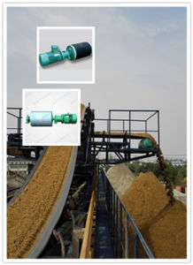 Wd Series Exterior Drum, Motorized Pulley for Conveyor Belt in Machinery pictures & photos