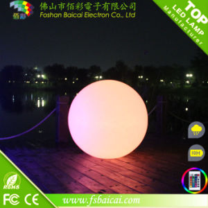 LED Mood Ball 30cm pictures & photos