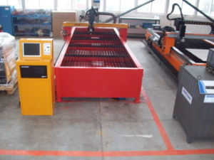 CNC Steel Plate Cutting Machine pictures & photos