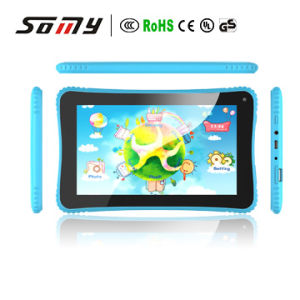 Lovely 7 Inch Rk3126 WiFi Quad Core Kid′s Tablet PC