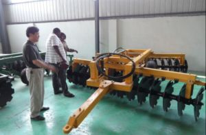 Professional Heavy Duty Offset Disc Harrow Agricultural Equipment pictures & photos