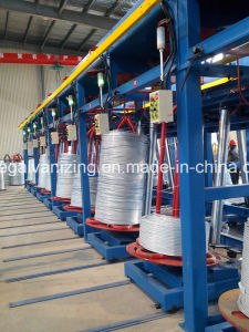 Zinc Plating Production Line for Steel Wire pictures & photos