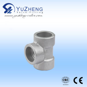 Stainless Steel High Pressure 45 Degree Elbow pictures & photos