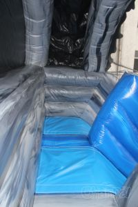 Dual Land Roaring River Inflatable Slide Chsl586 pictures & photos