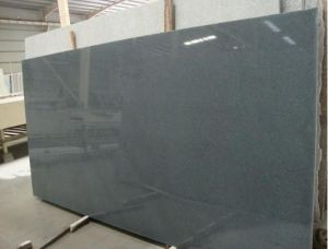 Granite 654 Slabs, Countertops, Black Granite, Chinese Black Granite pictures & photos