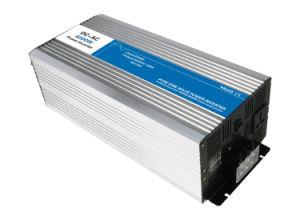 24V DC to 220V AC 50Hz 4000W off Grid Pure Sine Wave Home Solar Inverter pictures & photos