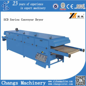 Scd Series Electric T-Shirts Dryer Machine for Sale pictures & photos