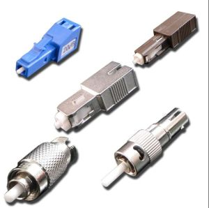 Plug-in Type 0-25dB Fiber Optic Attenuator with Sc/LC/FC/St Connector pictures & photos