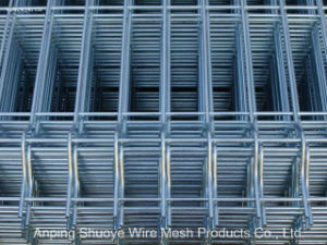 Electro Galvanized Steel Welded Wire Mesh for Garden Fence pictures & photos