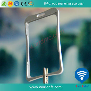 Aluminium Metal Bumper Frame Card Case for Work Badge Card pictures & photos