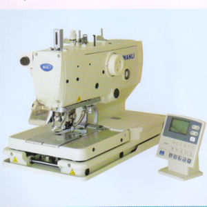 Button Holer Sewing Machine
