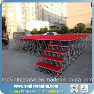 Wholesale Mobile Stage with Industrial Platform for Concert/Event Stage System pictures & photos
