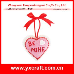 Valentine Decoration (ZY11S389-1) Valentine′s Day Gift Ornament Craft Product pictures & photos