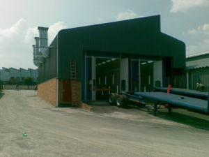 Passanger Spraybooth for 20000*6000*5000 (JZJ-FB-20) pictures & photos