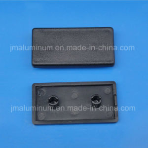 5.0mm Diamter Black Plastic End Caps for Cleaning Cover Profiles 2040 pictures & photos
