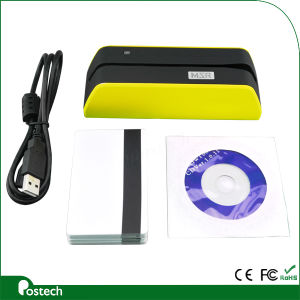 Swipe Magnetic Stripe Card Reader Writer Msrx6/Msr09 pictures & photos