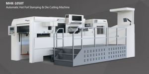 Automatic Foil Stamping Machine pictures & photos