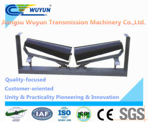 Taper Self-Aligning Conveyor Roller, Steel Idler Roller for Belt Conveyor System pictures & photos