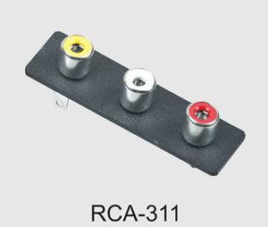 RCA Jack/AV Jack (RCA-311) pictures & photos