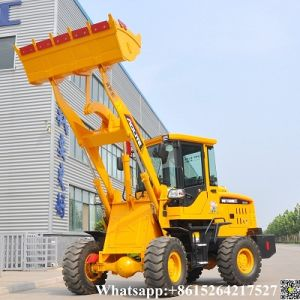Agricultural Wheel Loader for Sale pictures & photos