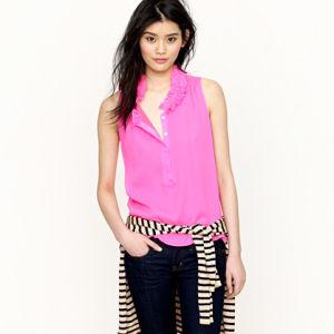 Women Chiffon Top Fashion Clothes (FC000189) pictures & photos