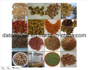 Different Output Fish Food Pellet Processing Line (SLG85) pictures & photos