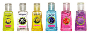 60ml Anti-Bacterial Gel Hand Sanitizer Hand Gel pictures & photos