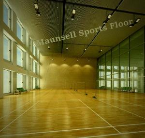 Badminton Sports Floor / Plastic Flooring Mats pictures & photos