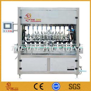 Good Sale Automatic Cream Filler/ Sauce Filling Machine pictures & photos
