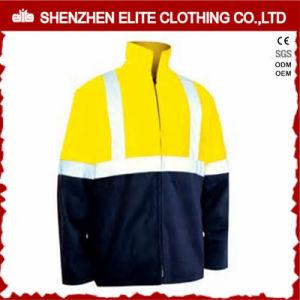 Custom Made Safety Winter Reflective Jacket Men (ELTSJI-23) pictures & photos