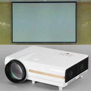 LED Projector LCD Projector with HDMI pictures & photos