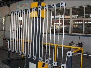 PP Fiber (Geo) Strapping Production Line pictures & photos