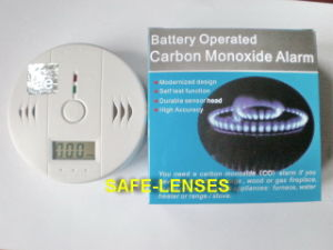 Carbon Monoxide Detector with LCD Display (CMD 1206) pictures & photos
