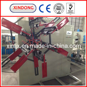 Plastic Pipe Single Disk Winder pictures & photos