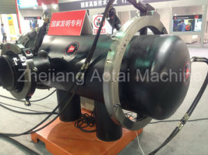 Hydraulic Pipe Drilling Milling Boring Multifuctional Machine (HYM-1500) pictures & photos