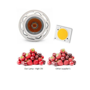New Type GU10 MR16 E27 6W COB LED Spotlight pictures & photos