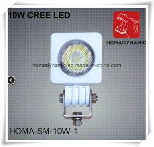 2016 Best Seller 10*10W LED Driving/Working Light for Bike/Cars/SUV pictures & photos