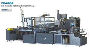 Box Making Machine From Zhongke China pictures & photos