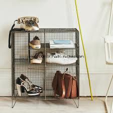 Supermarket Steel Wire Display Shelf pictures & photos