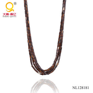 5 Rows Fashion Shell Necklace for Women pictures & photos