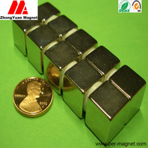 Permanent Neodymium NdFeB Magnet of 0.5inch pictures & photos