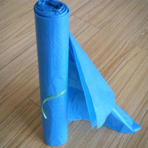 Drawstring Garbage/Trash Plastic Bag (FK-68) pictures & photos