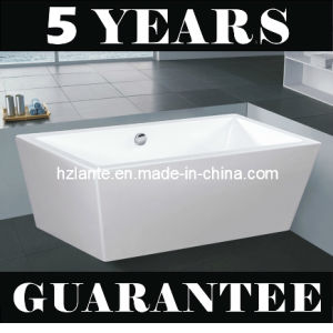 Rectangular Shape Pure Acrylic Freestanding Bathtub (LT-JF-8066) pictures & photos