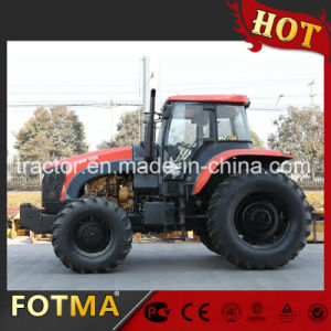 130HP Agricultural Tractor, Four Wheeled Farm Tractor (KAT 1304) pictures & photos