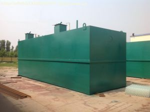 Wastewater Treatment Equipment for Airport pictures & photos