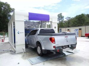 Cc-690 Risense Full Automatic Car Wash Machine pictures & photos