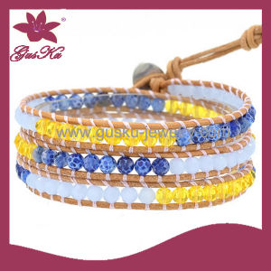 2015 Wvb-136 New Woven Beads Bracelet pictures & photos