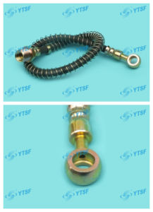 High Quality Foton Truck Parts Clutch Oil Pipe pictures & photos