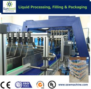 PE Film Automatic Shrink Wrapper pictures & photos